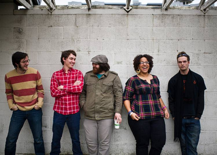 Alabama Shakes � Paris � Paris 9�me
