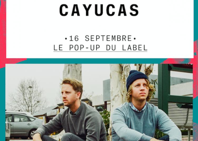 Cayucas � Paris 12�me