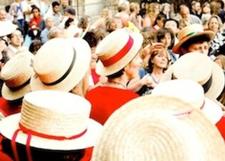Chorales Italiennes, P-funking Band Et Eiichi Miyanaga à Paris 5ème