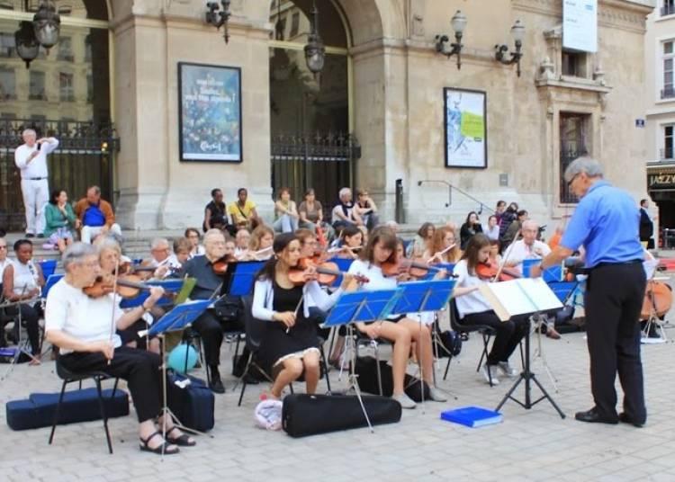 Ensemble Orchestral Presqu'île à Lyon