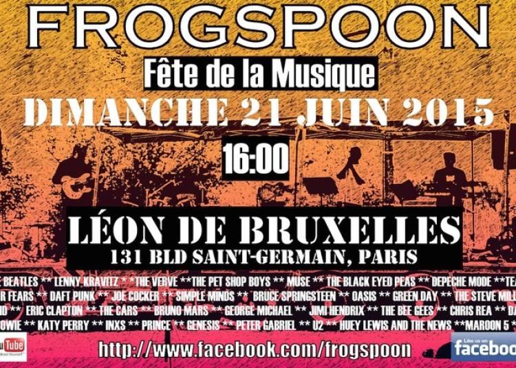 Frogspoon à Paris 6ème