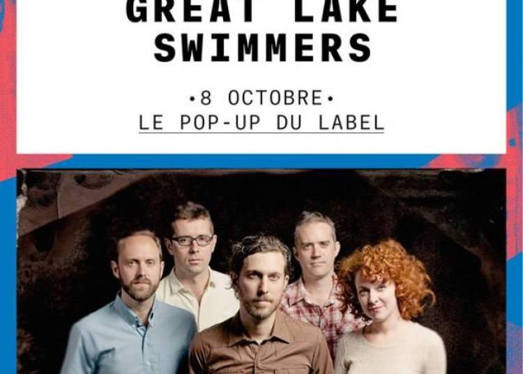 Great lake swimmers � Paris 12�me