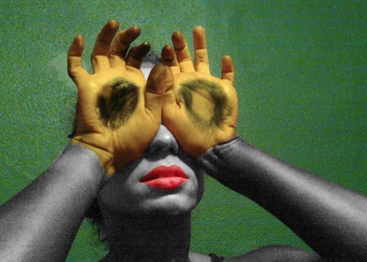 Guintche de Marlene Monteiro Freitas � Paris 3�me