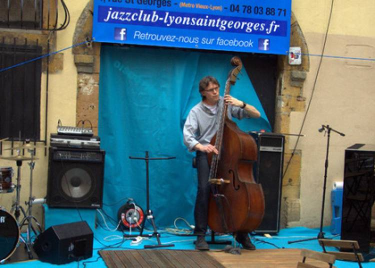 Jazz Club Lyon Saint Georges