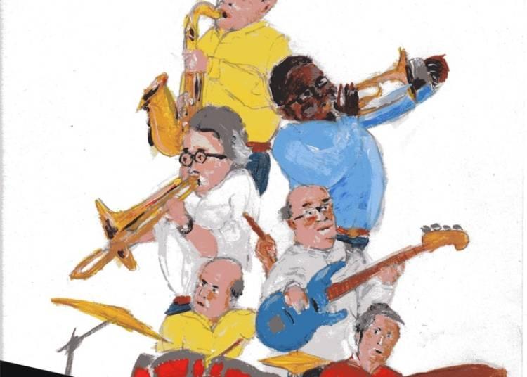 Jazzeroes au Vaudésir à Paris 14ème