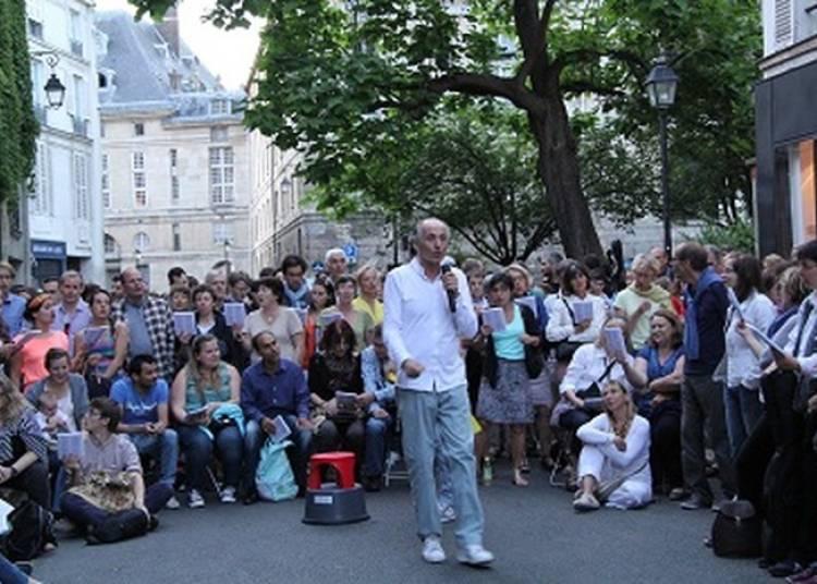 Joël Dalle à Paris 6ème