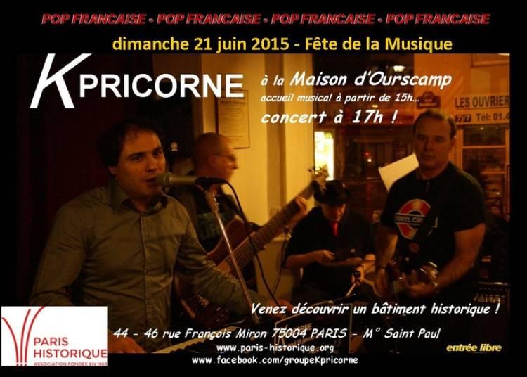 Kpricorne à Paris 4ème