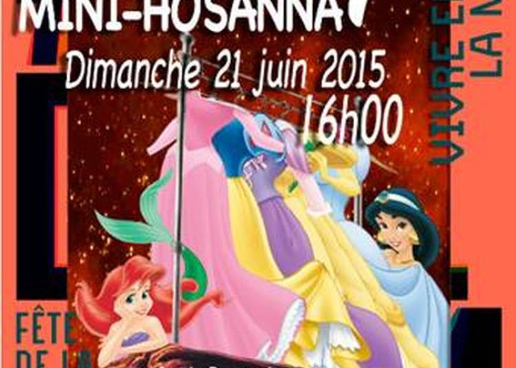 La Mini Hosanna chante Disney à Paris 15ème
