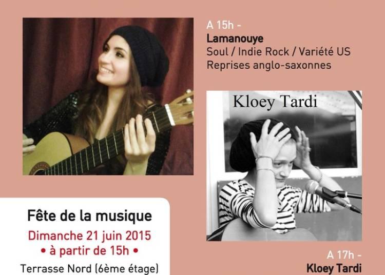 Lamanouye et Kloey Tardi à Lyon
