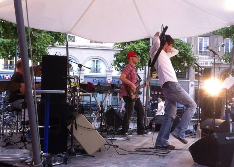 Les Musicales Du 6, Bruno Mazzafera à Lyon