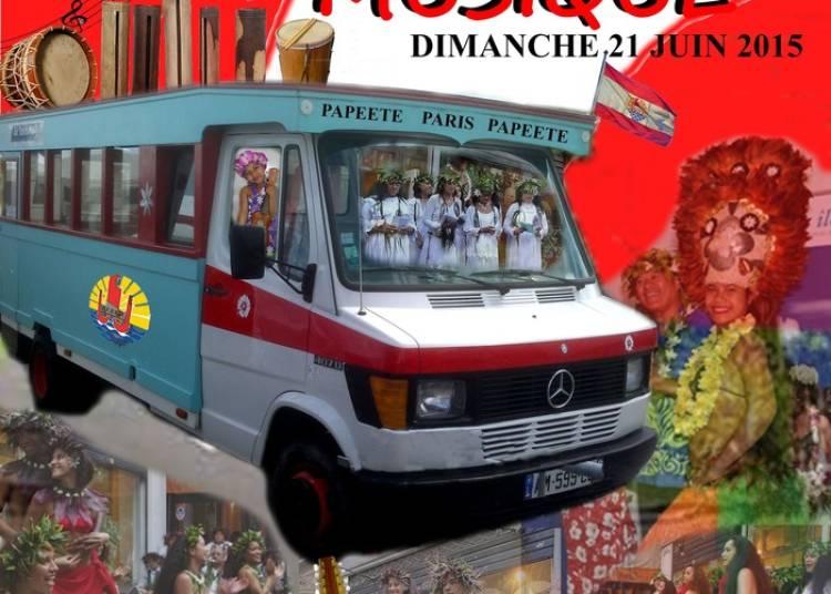 Musiques Polynésiennes à Paris 5ème