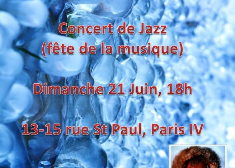 Norkikaï Jazz à la Cour Orange du Village Saint-paul à Paris 4ème