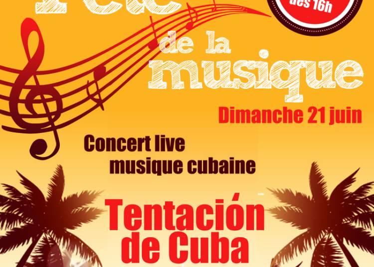 Tentacion De Cuba à Paris 11ème