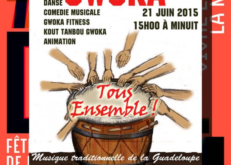 Tous ensemble sur les rythmes du Gwoka à Paris 11ème