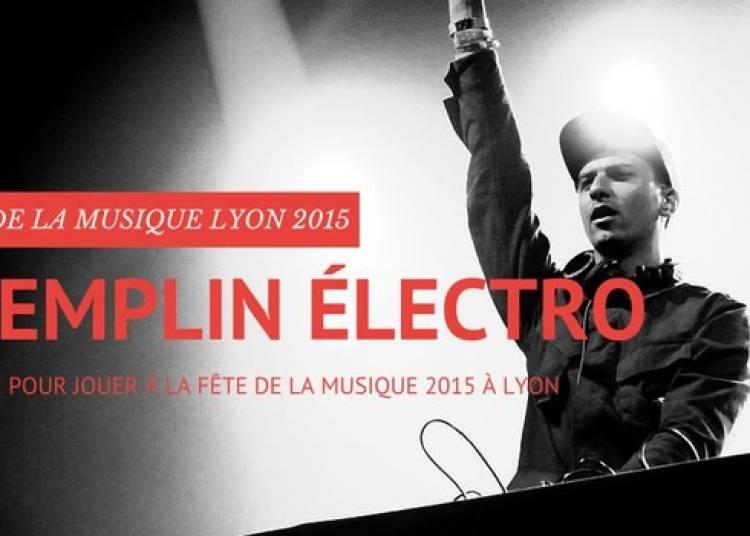 Tremplin Electro, Totaal Rez, Elekto System, Akivaï à Lyon