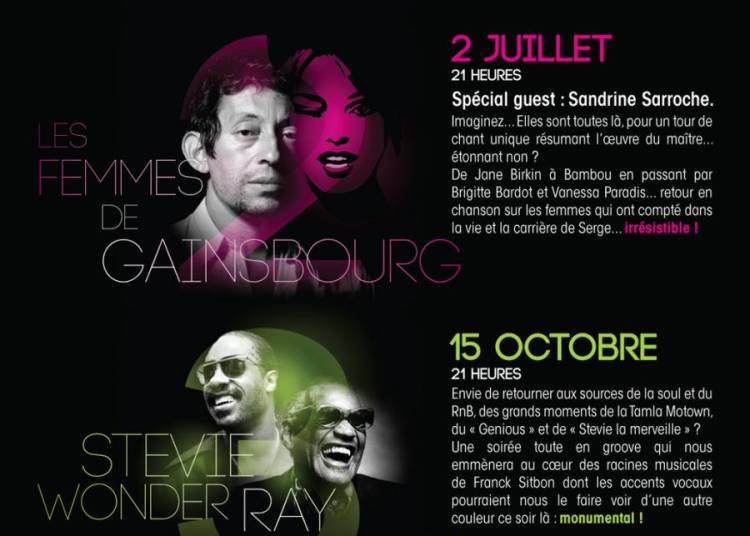 Tribute Concert : Franck Sitbon � Paris 14�me