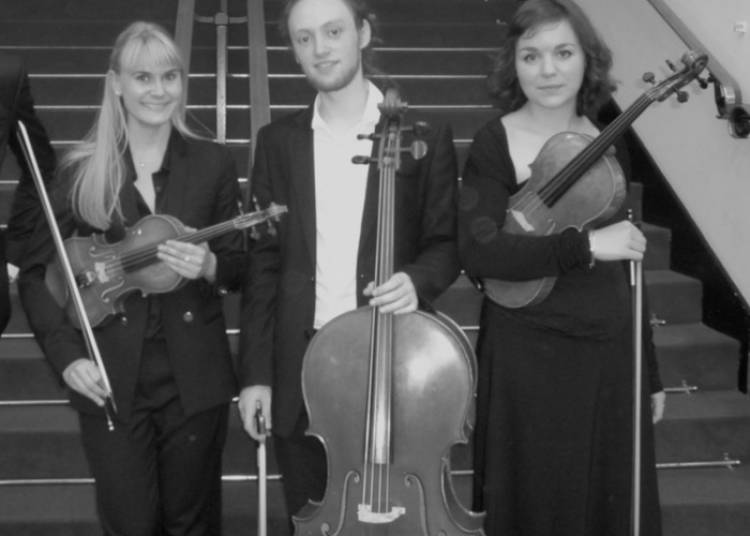 Trio Charpak, Wellington Brass Band,  Club Naoki Yamada à Paris 6ème