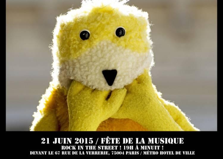 Woken avec Law, Lou Et Vortex à Paris 4ème