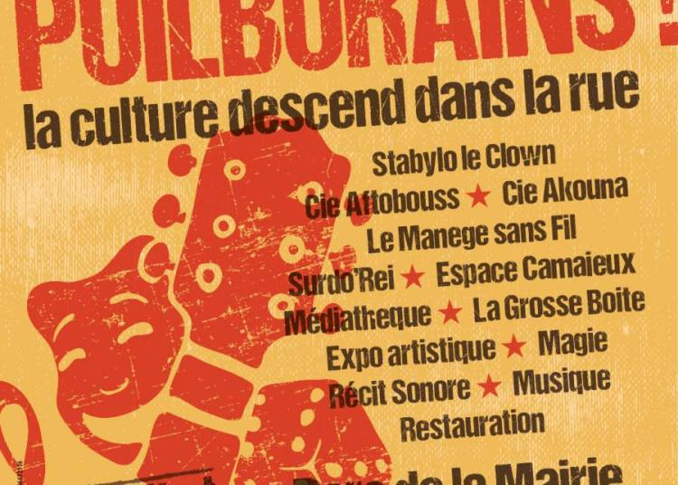 Aux arts, Puilborains ! 2015