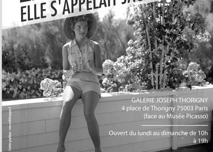 Elle s'appelait Jackie � Paris 3�me
