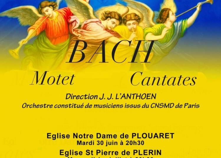 Concert Bach � Saint Pol de Leon
