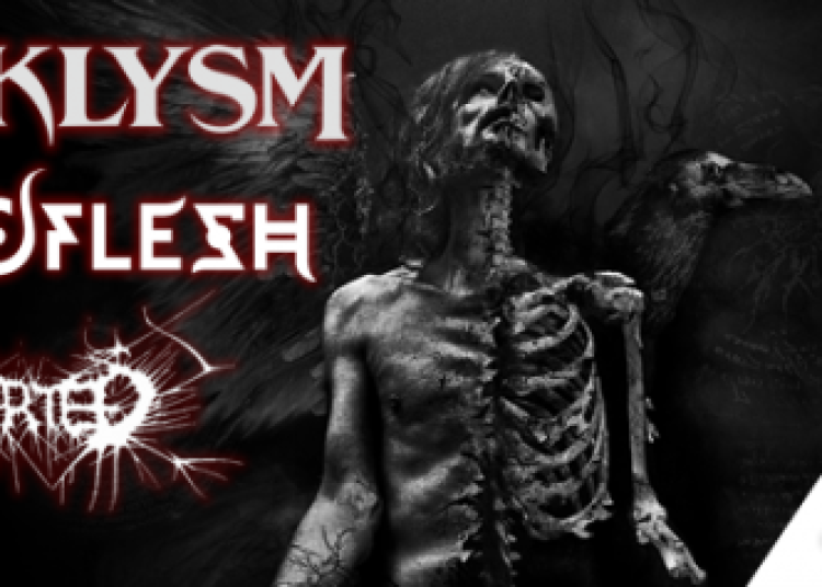 Kataklysm, Septicflesh et Aborted � Paris 18�me