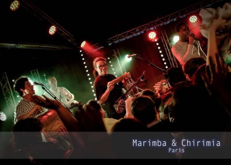 Marimba y Chirimia � Paris 14�me