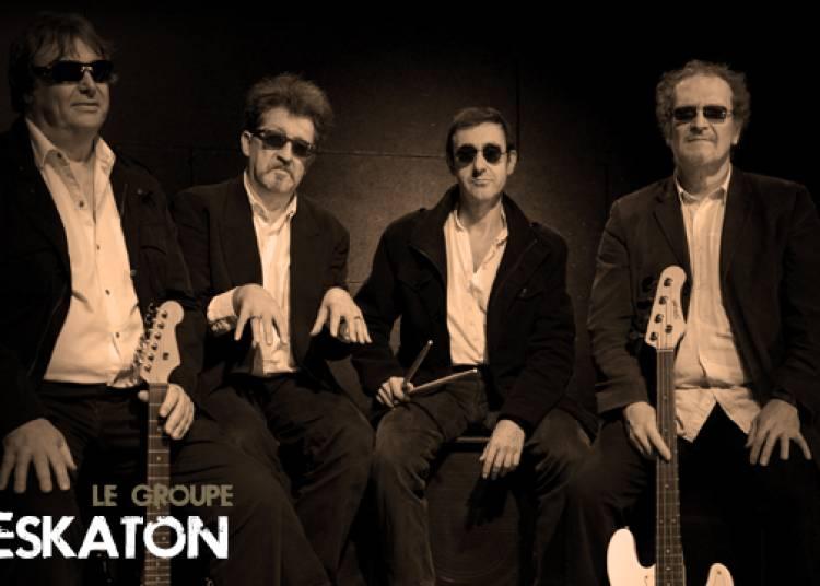 Norkikaï Jazz, Eskaton et Ergh à Paris 4ème