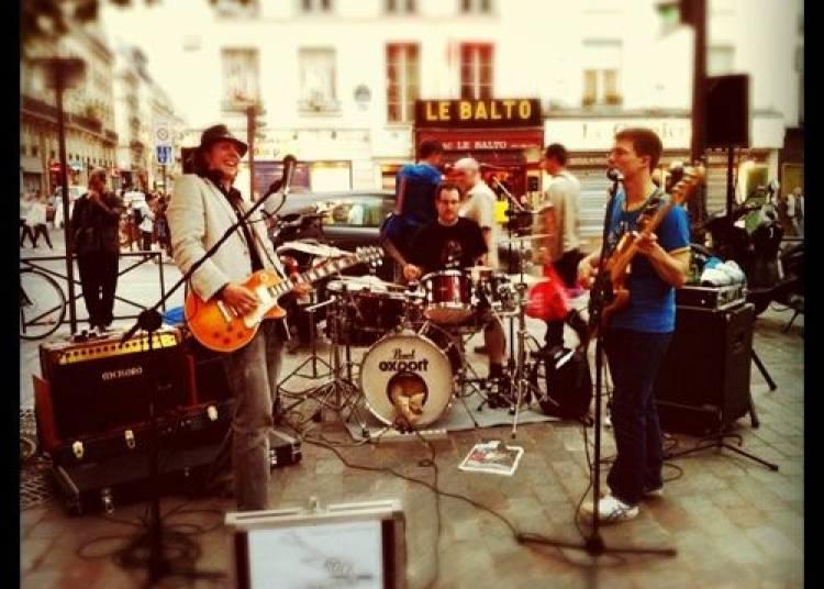 Rock Messieurs à Paris 13ème