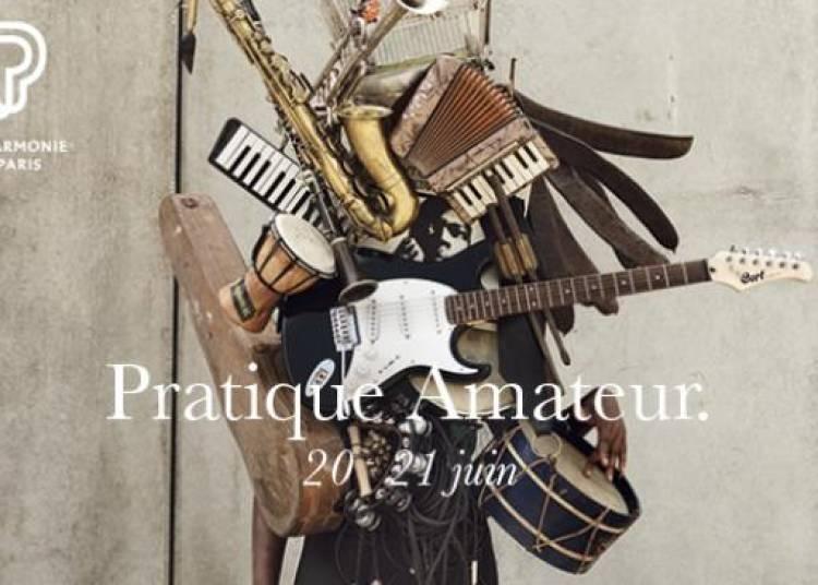 Cent flûtes migrantes à Paris 19ème