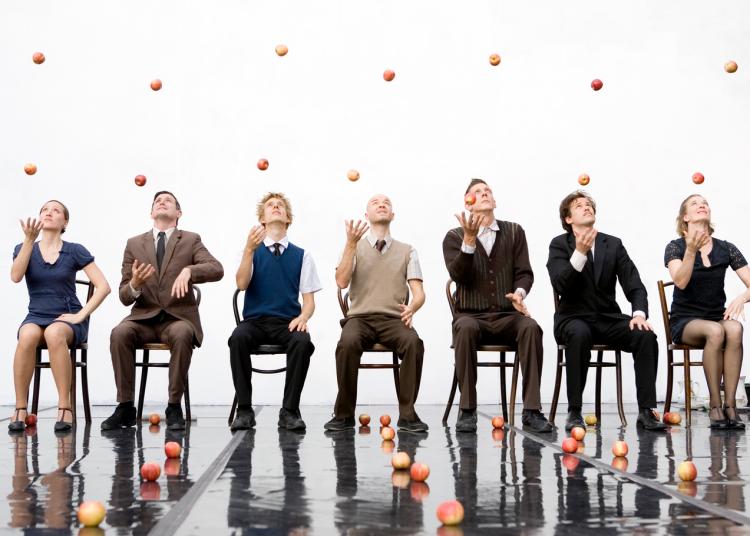 4x4 - Cie Gandini Juggling � Aix en Provence