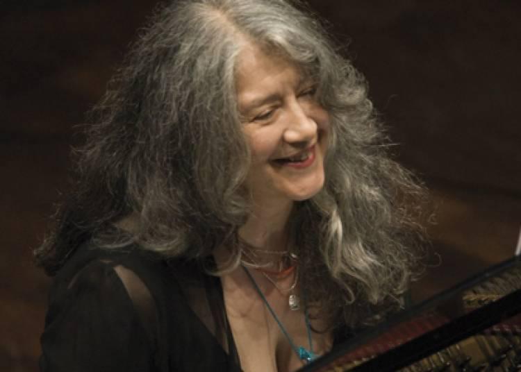Martha Argerich et  Kremerata Baltica � Toulouse