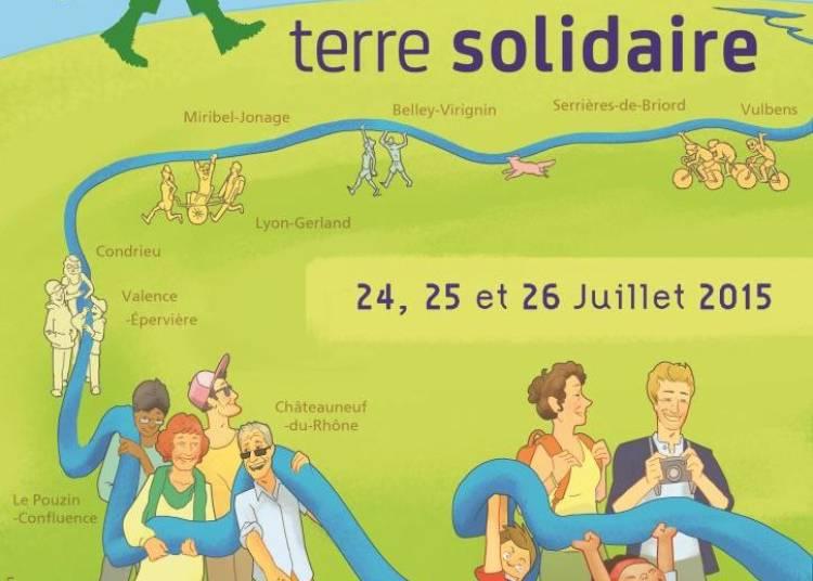 Randonn�e Terre Solidaire 2015