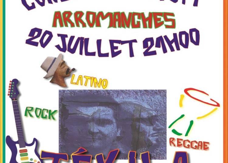 Les lundis d'Arromanches avec T�kila � Arromanches les Bains