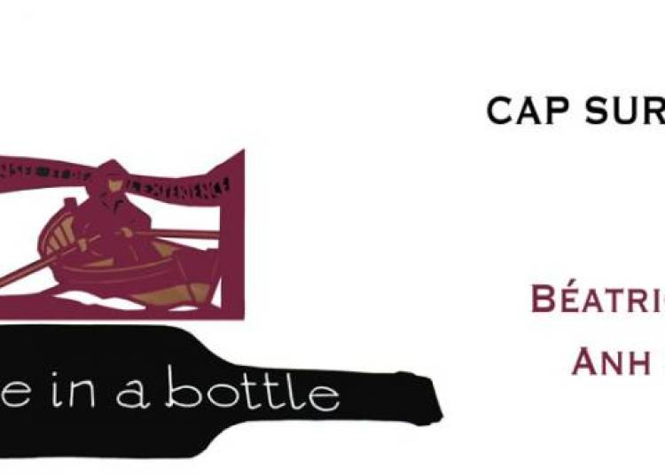 Cabotage: une bouteille � la mer � Loctudy