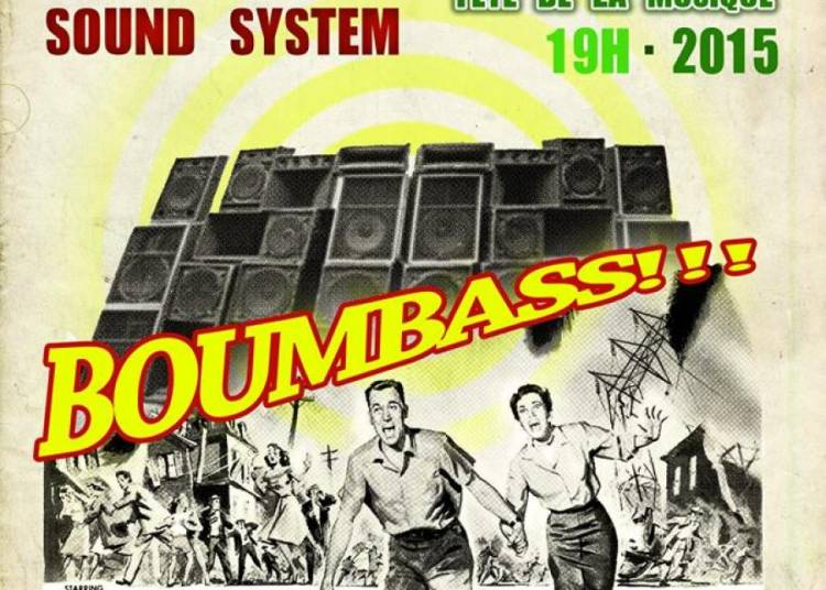 Wake The Town Boumbass Sound à Nantes