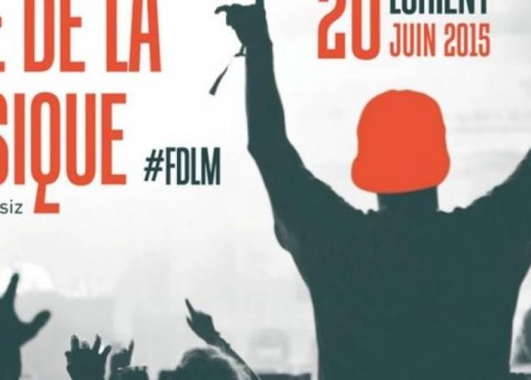 Concerts F�te de la musique � Lorient 2015