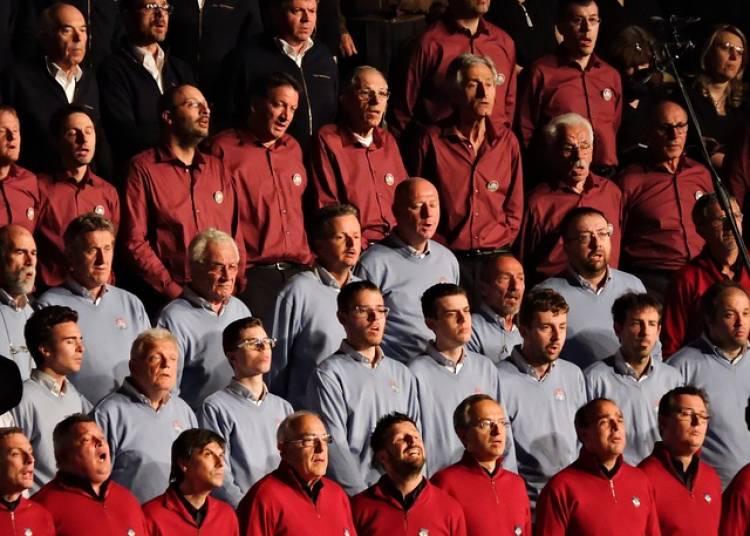L'europe chante le monde à Lille