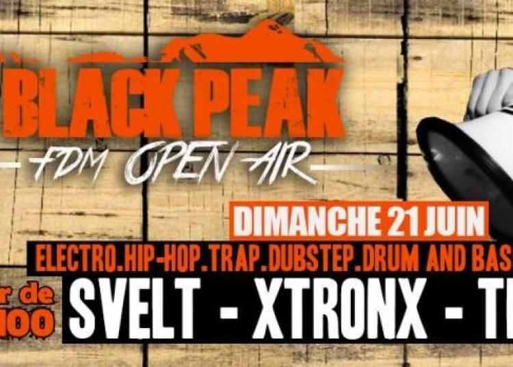 Black Peak - Open Air at Base Camp à Lille