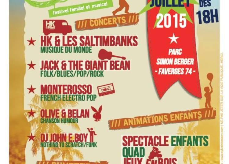 Festival C'En sc�ne 2015