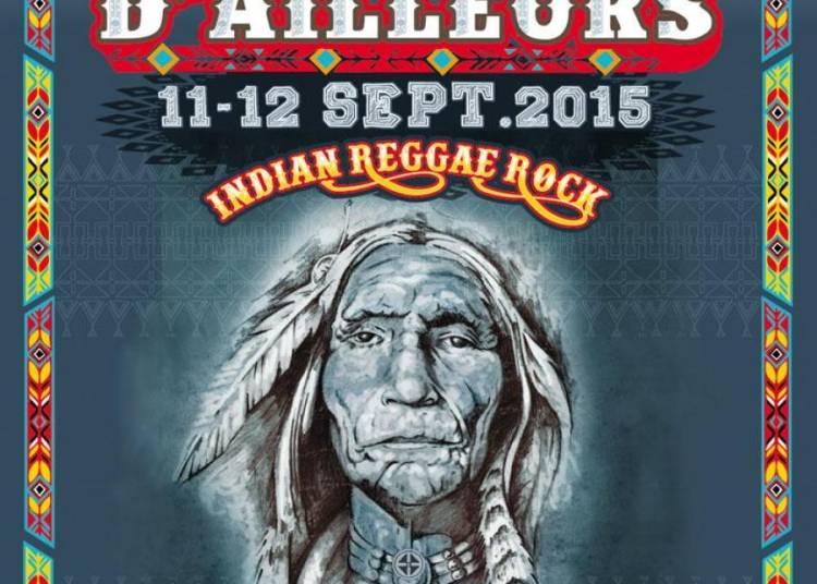 Festival Tribus d'Ailleurs 2015