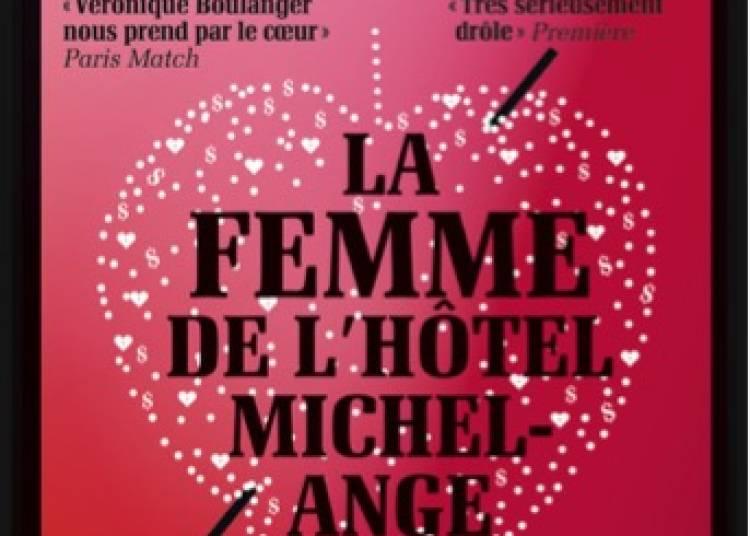 La femme de l'hotel Michel Ange à Avignon