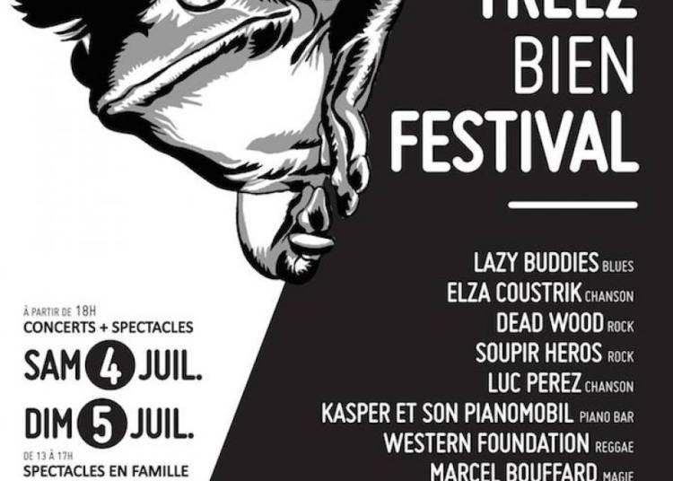 Lazy buddies - Tr�ez bien festival � Iffendic