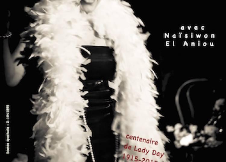 Sunny Side d'après Billie Holiday à Avignon