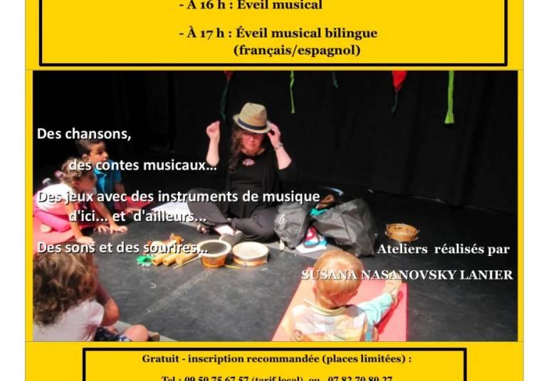 Ecole de musique Le son de l'horizon, Susana Nasanovsky Lanier à Lyon