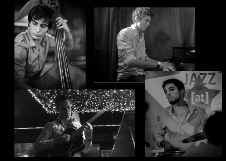 Samuel Tessier Quartet, Jazz Story from New Orleans to new century � Paris 4�me