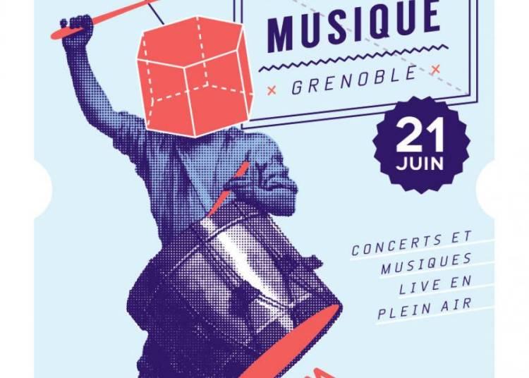 Concerts F�te de la musique � Grenoble 2015
