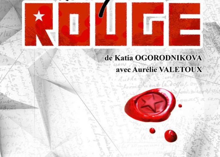 Passeport rouge à Avignon