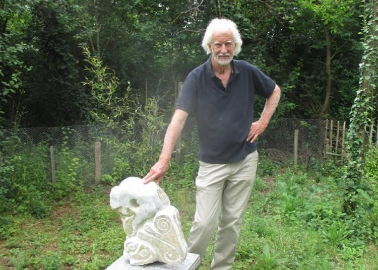 Sculptures d'Olaf Joseph � Saint Frajou