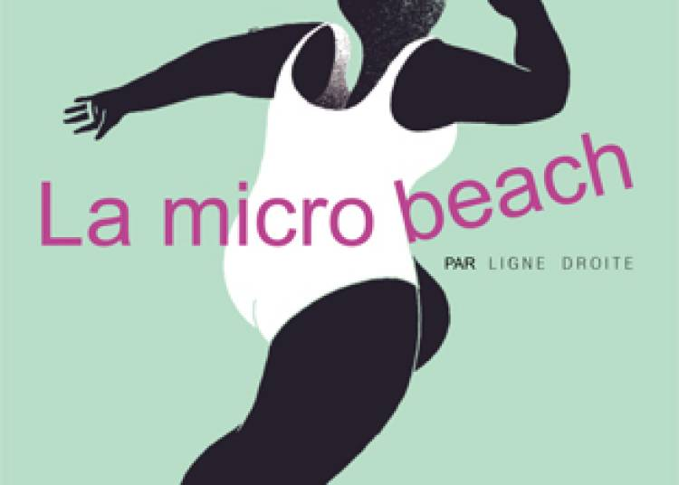 La micro beach � Paris 9�me